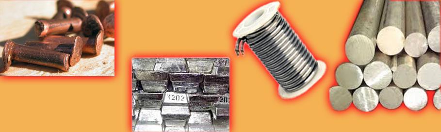 Ma Metal Centre Hyderabad Lead Tin Copper Rivets Bi